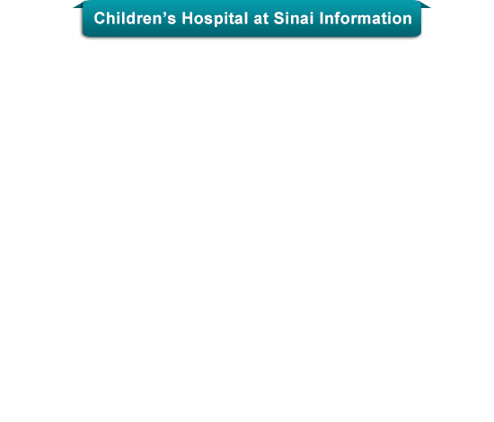 Children's Hospital Information