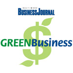 Baltimore Business Journal presented LifeBridge Health the 2009 award for Green Policy.