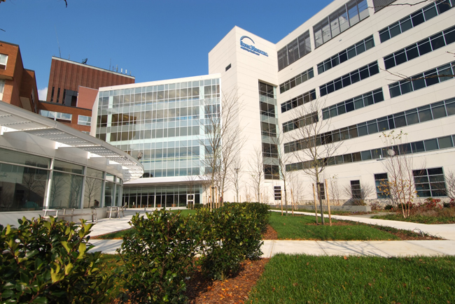 The Sandra and Malcolm Berman Brain & Spine Institute at Sinai Hospital