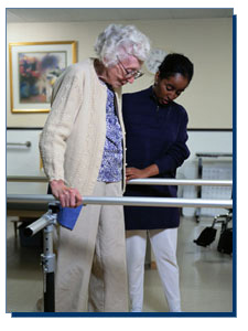 Rehabilitation Services at Jewish Convalescent Nursing Home