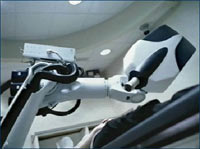 CyberKnife Therapy of Thoracic Cancers