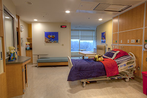 Herman & Walter Samuelson Children's Hospital